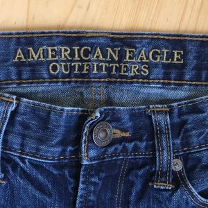 American Eagle Outfitters slim straight Jeans  30x30 (2848)